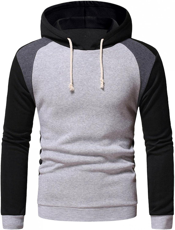 Sweatshirts for Men Adult Merch Stripe Hoodie Pullover Hooded Sweatshirt for Men Women Tops with Pockets