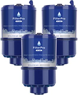 FilterPro RF 9999 Replacement for Water Filter Pur RF-9999 Faucet Water Filter (3 Pack)