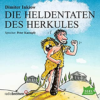 Die Heldentaten des Herkules Titelbild