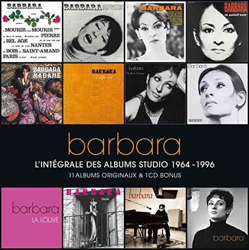 L'integrale Des Albums Studio (12cd)