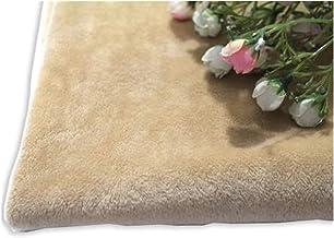 Kleding stof 48 cm * 160 cm korte pluche kristal super zachte pluche stof voor naaien diy handgemaakte thuis textiel doek ...