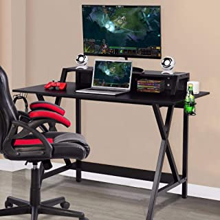Assests Innovations Gaming Desk All-in-One Professional Gamer Chair