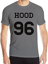 MFET Men's Hood 96 Logo Athletic T-shirt