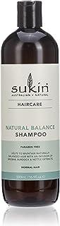 SUKIN Natural Balance Shampoo, 500 ml