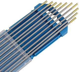 Forever Speed Wolfram Elektroede naald WL-15 Ø2,4 x 175 mm TIG-lassen WL-15 Goud Ø2,4 x 175 mm 10 stuks