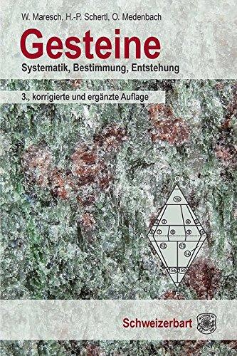 Gesteine: Systematik, Bestimmung, Entstehung