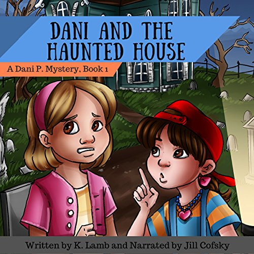 Dani and the Haunted House cover art