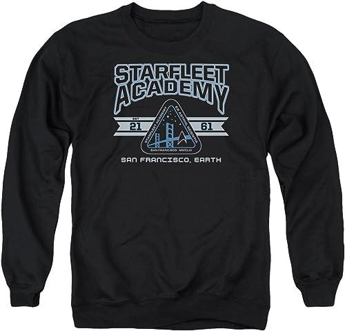 Star Trek - - Chandail terrestre Starfleet Academy pour Hommes