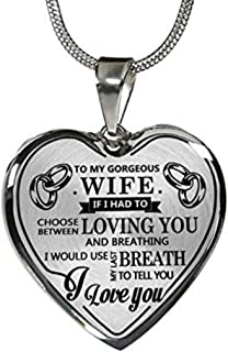 my future wife necklace disney