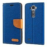 LG G Flex 2 H955 LS996 H950 US995 Case, Oxford Leather