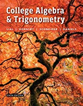 College Algebra and Trigonometry plus MyLab Math with Pearson eText -- 24-Month Access Card Package (6th Edition)