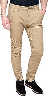 in vendita 403a3 5618e Amazon.it: Pantaloni Lino Uomo - Pantaloni / Uomo: Abbigliamento