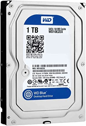 Western Digital WD - Disco Duro Interno HDD WD Blue wd10ezex 1tb 3.5