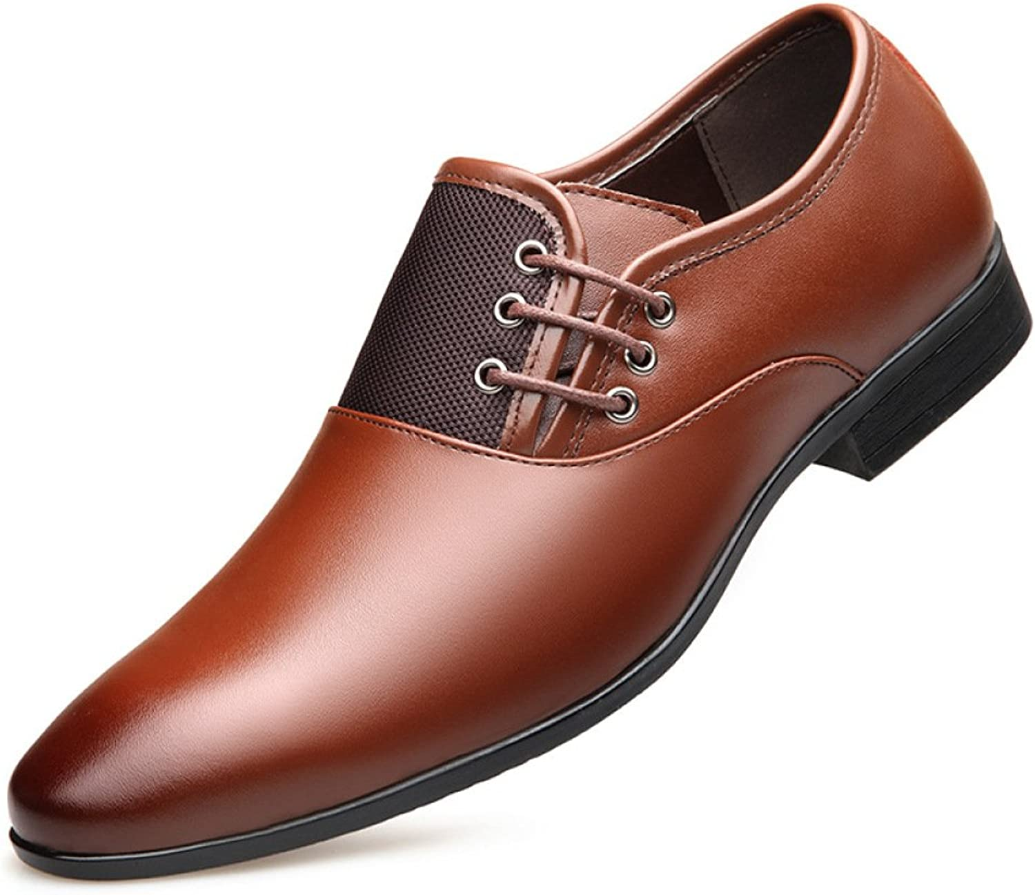 GTYMFH Men's Men's Business Patent Leather Leather shoes Dress Occupation Wedding shoes