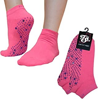 Pilates, Yoga, Barre, Ballet, Dance, Fitness, Martial Arts, Gym, Workout, Anti Slip, Non Slip, Grip, Skid, Fall Prevention, Hospital. Socks, Sox, Fit Products.