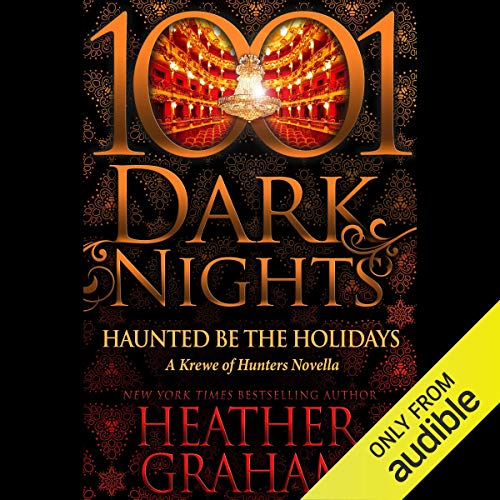 Haunted Be the Holidays audiobook cover art