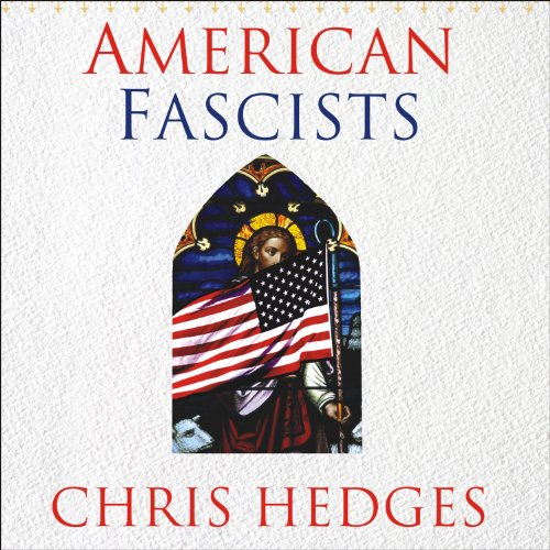 American Fascists audiobook cover art