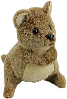 Elka Australia 14063 Quokka Soft Plush Toy, 16 Centimeters