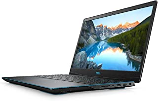 """Dell Notebook G3-3500-i7-10750H/16GB/512GB SSD/6GB NVIDIA Ge Force RTX 2060/No ODD/15.6"""" FHD/Win 10 Home/Eng Ar KB/BLK"""