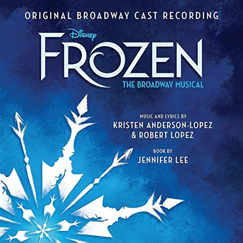 Frozen The Broadway Music