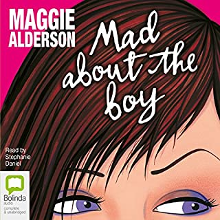 Mad About the Boy cover art