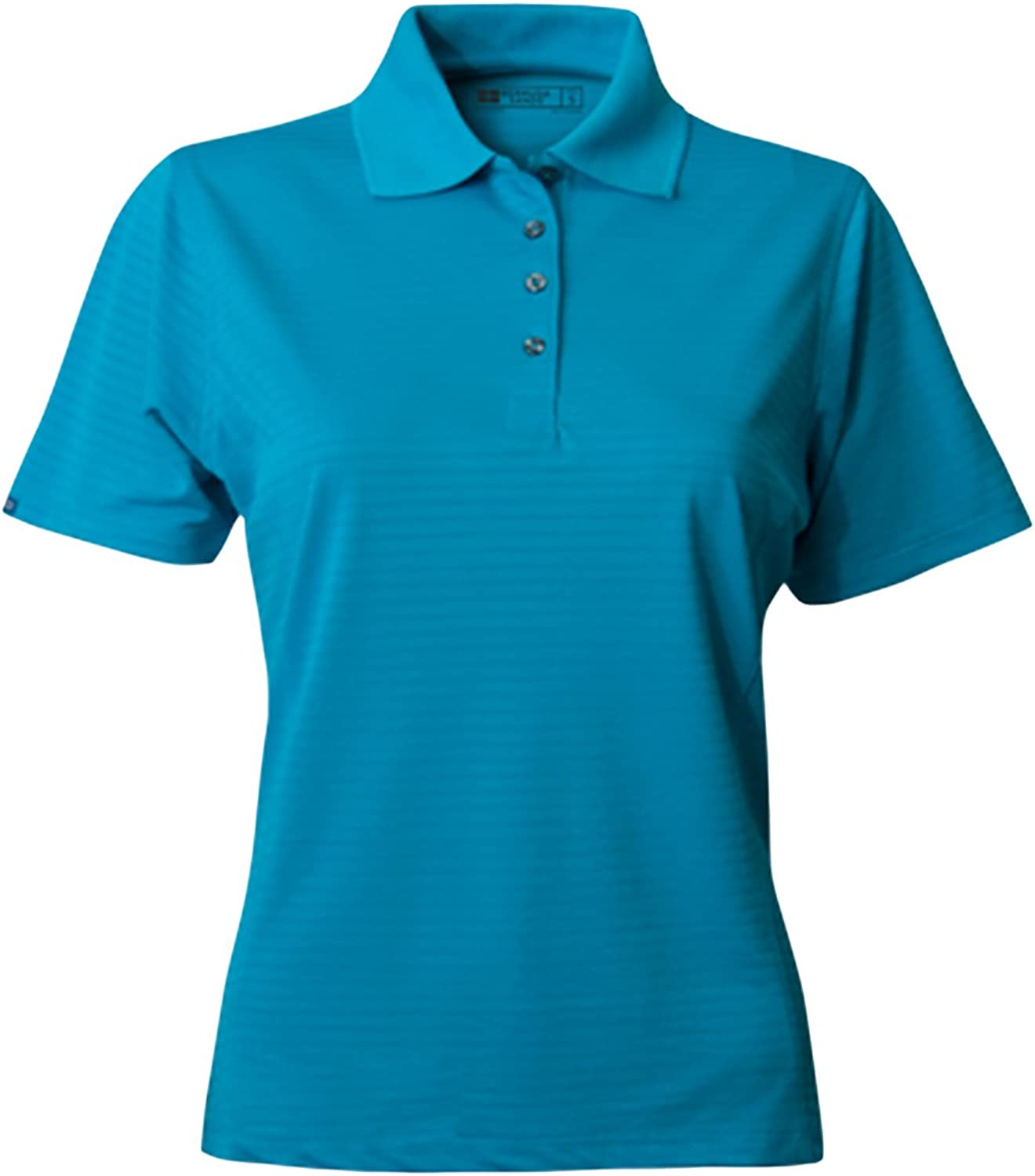 Bermuda Sands Women's Shadow Performance Polo Shirt