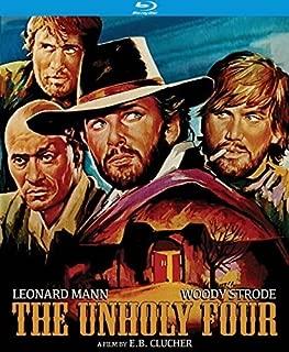 Unholy Four, The 1970 aka Chuck Mool Ciakmull - L'uomo della vendetta