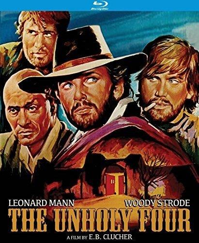 Unholy Four (1970) Aka Chuck Mool [Edizione: Stati Uniti]