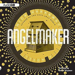 Angelmaker audiobook cover art