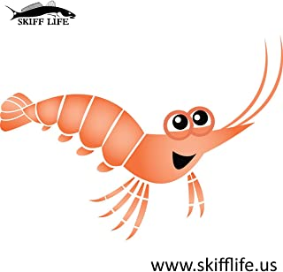 shrimp life decals