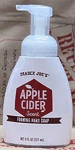 Trader Joe's Apple Cider Scent Foaming Hand Wash - Limited Edition, Seasonal