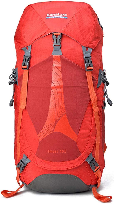 Bergsteigenbeutel-Multifunktionsrucksack mit groer Kapazitt im Freien, der Reisetasche kampiert