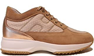 Hogan Interactive Scarpa Donna HXW00N00E10IB00SS1 Sneakers Donna Pelle