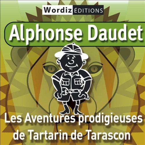 Les aventures prodigieuses de Tartarin de Tarascon  cover art