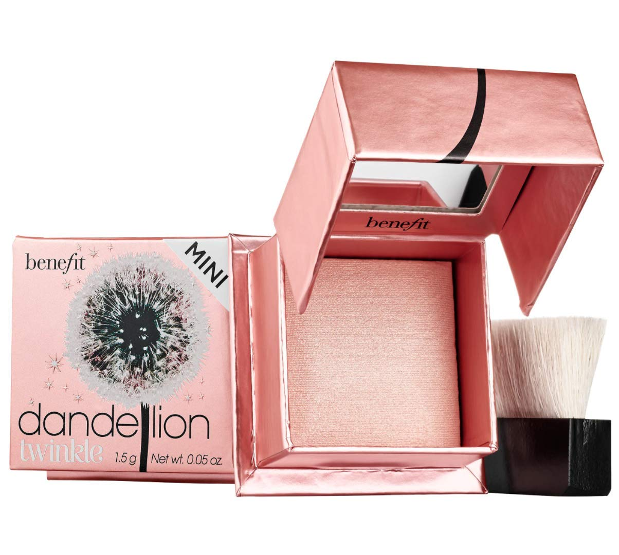 Benefit Cosmetics Dandelion Twinkle Pink Industry No. 1 Nude Powder Highlighter Popular shop is the lowest price challenge