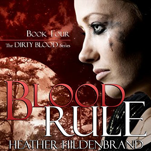 Blood Rule audiobook cover art