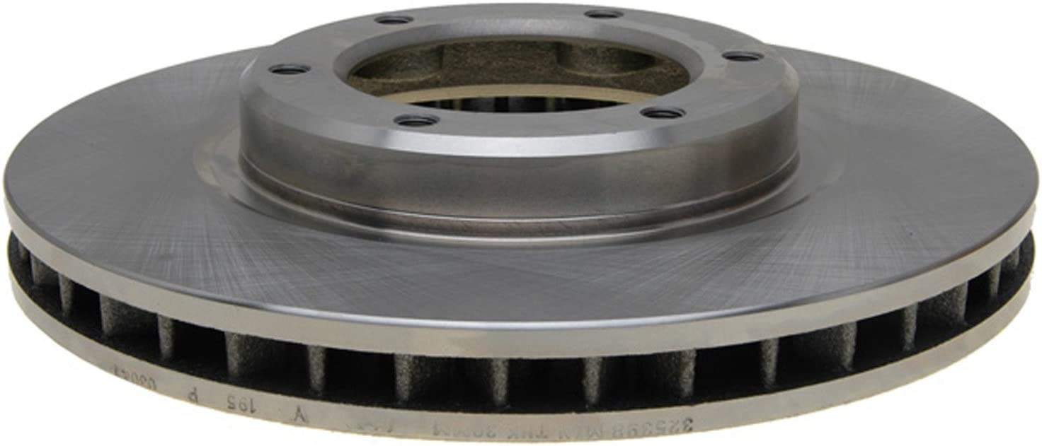Max 78% Free shipping anywhere in the nation OFF ACDelco Silver 18A606A Front Rotor Brake Disc