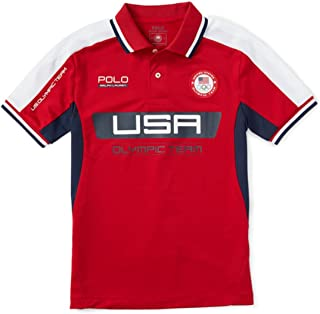 Ralph Lauren Childrenswear Boys' Tech Mesh Polo Shirt