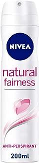 NIVEA, Deodorant Female, Natural Fairness, Spray, 200ml