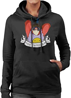 Akira The Capsules Vs Clowns Women's Hooded Sweatshirt