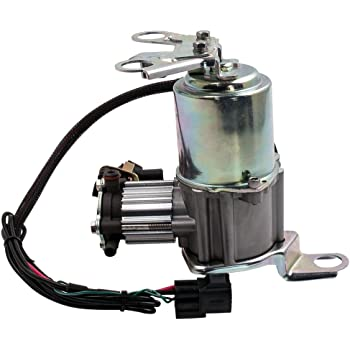 cciyu Air Ride Suspension Compressor Air Suspension Compressor Air Pump fit for 2010-2017 Lexus GX460 //2003-2009 Lexus GX470 //2003-2009 Toyota 4Runner //2004-2011 2013-2018 Toyota Land Cruiser