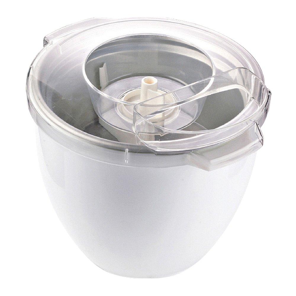 Kenwood AT957A Accesorio Para Heladora, 1 Litro, Plástico, Blanco ...