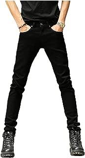 [スノーラル] SNOWRAL スキニーデニムパンツ 28-34inch 3色展開 (ブラック インディゴ フェード)
