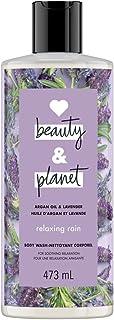 Love Beauty And Planet Argan Oil & Lavender Relaxing Rain Body Wash 473 mL