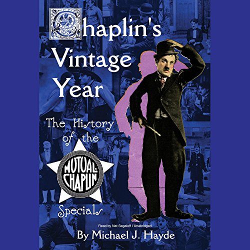 Chaplin's Vintage Year audiobook cover art