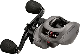 13 Fishing Inception Inception Baitcast Reel - 8.1: 1 Gear Ratio - Right Handed (Fresh+Salt),