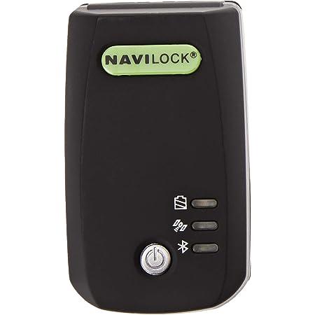 Navilock BT-821G - Módulo Receptor GPS (Bluetooth, -165 dBmW, 33 Canales, MTK MT3333, L1, 34 s)
