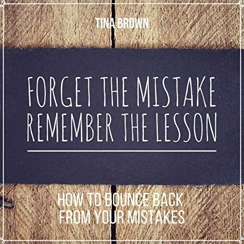 Forget the Mistake, Remember the Lesson Titelbild