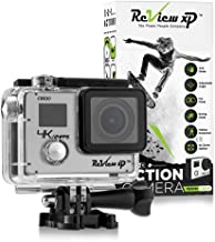 Review XP C600 4K Action Camera – Waterproof - Sony 16MP...