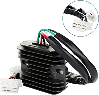 cciyu Voltage Regulator Rectifier Fit for 1978 1979 1980 1981 Yamaha XS1100 1978 1979 Yamaha XS750 1980 1981 Yamaha XS850 Rectifier Regulator